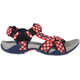 CMP Campagnolo Hamal Hiking Sandals Kids Ferrari